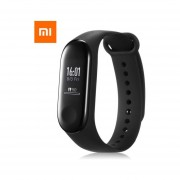 Reloj Smartwatch Xiaomi Mi Band 3 Sumergible Tactil - NEGRO