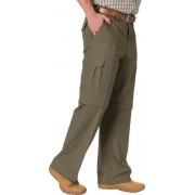 Zipp-Off-Hose, Farbe khaki, Gr.30