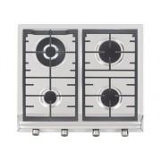 TEKA Placa de Gas TEKA EX 60.1 4G AI AL DR CI (Gas Natural - 58 cm - Inox)