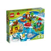 LEGO DUPLO, In jurul lumii 10805