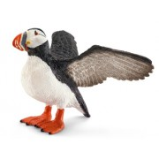Schleich Puffin Toy Figure