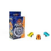 3PCS Hobby Leader High Speed Car Christmas Gift Rotating Toy Car Novelties Toys With Light