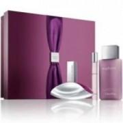 Calvin Klein Euphoria 50 ml EDP + 100 ml BL + miniatura Dámská dárková sada