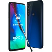 Motorola moto g Pro Smartphone (16,25 cm/6,4 Zoll, 128 GB Speicherplatz, 48 MP Kamera)