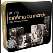 Video Delta V/A - Simply Cinema Du Monde - CD
