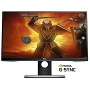 Dell s2716dg monitor (27 inch, 144hz 16: 9, HDMI, USB, DP ,2560 X 1440,1ms) Zwart