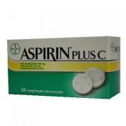 Aspirin Plus C 20 comprimate efervescente Bayer