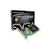 Placa de Vídeo VGA NVIDIA EVGA GEFORCE GT 210 1GB DDR3 PCI-E 2.0 01G-P3-1312-LR