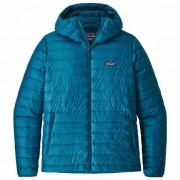 Patagonia - Down Sweater Hoody - Doudoune taille L, bleu