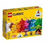 LEGO - 11008 CLASSIC LADRILLOS Y CASAS 270 PZAS.