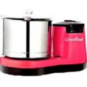 Greenchef Dream Come True 150W Wet Grinder(Pink)