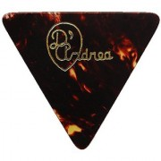 D'Andrea TG355 0.46TH Celluloid Guitar Picks 12-Piece Shell Thin