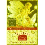Healing with the Fairies Oracle Cards: Booklet and 44-Card Deck, Hardcover