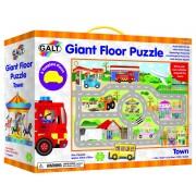 GIANT FLOOR PUZZLE: ORASUL (30 PIESE) - GALT (1005023)