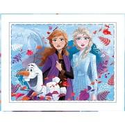 Frozen 2 különleges puzzle