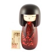 Japonská panenka Kokeshi Omoi 16,5 cm