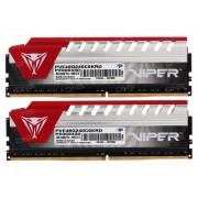 PATRIOT MEMORY DIMM 8GB PC19200 DDR4/KIT2 PVE48G240C5KRD PATRIOT