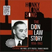 Video Delta Various Artist - Honky Tonk Song: Don Law Story 1956-62 - CD