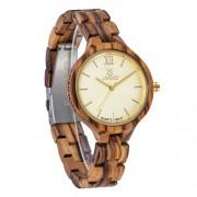 Drevené hodinky - elegancia a štýl, neodolatelná kombinácia