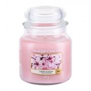Yankee Candle Cherry Blossom candela profumata 411 g unisex