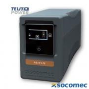 UPS SOCOMEC NeTYS NPE 1500 LCD