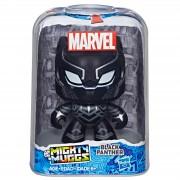 Hasbro Figura Mighty Muggs Pantera Negra - Marvel Black Panther
