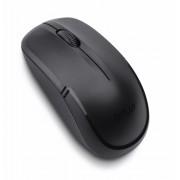 Mouse, Delux DLM-136GX, Wireless, Black (DLM136GX)