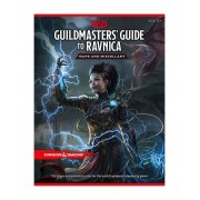 Wizards of the Coast Dungeons & Dragons RPG Guildmasters' Guide to Ravnica - Maps & Miscellany english