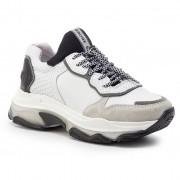 Сникърси BRONX - 66167D-CA BX 1525 Light Grey/White/Black 3063