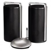SPEAKER, HAMA FL-976, 2.0, 3.5W RMS, Wireless, Black (40976)
