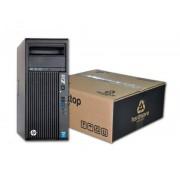 HP WorkStation Z230 Torre Intel Xeon E3-1245 v3 3.4 GHz. · 16 Gb. DDR3 ECC RAM · 1000 Gb. SATA · DVD-RW · COA Windows 8 Pro actu