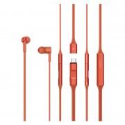 HUAWEI FreeLace Nickel-Titanium Alloy+Silicone Bluetooth IP55 Daily Waterproof Wireless Earphone - Orange