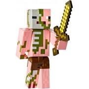 Minecraft Series 2 Zombie Pigman with Sword Action Figure