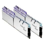 Memorie G.Skill Trident Z Royal, DDR4, 2x8GB, 3000 MHz, CL 16 (Argintiu)