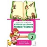 Calatorie prin lumea textelor literare - Clasa 2 Sem.1 - Amalia Epure Arina Damian