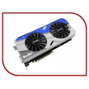 Видеокарта Palit GeForce GTX 1080 GameRock 1645Mhz PCI-E 3.0 8192Mb 10000Mhz 256 bit HDMI HDCP NEB1080T15P2-1040G