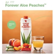 Aloe Peaches Forever - con purea di pesca - Forever Living Products