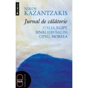 Jurnal de calatorie. Italia, Egipt, Sinai, Ierusalim, Cipru, Moreea (eBook)