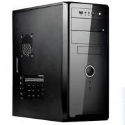 Кутия за компютър черна с 420W захранване SPD1072B - SP-CASE-SPD1072B-420W