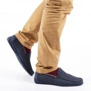 Мъжки обувки Oliver сини