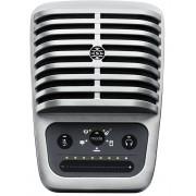 Shure Digitale Camcorder Microfoon MOTIV MV51 Zwart, Zilver
