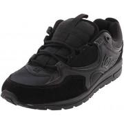 DC Kalis Lite Zapatillas de Skate para Hombre, Negro/Negro/Negro, 12.5 US