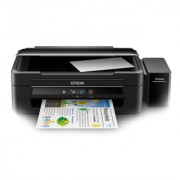 Epson L380 Multi-Function Inkjet Printer (Black)