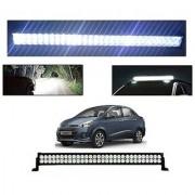 Trigcars Hyundai Xcent Bar Light Fog Light 22Inch 120 Watt