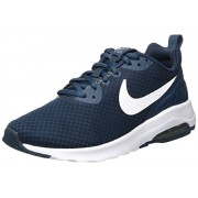 Nike Men's Air Max Motion LW Armory Navy/White Sneakers (UK-7)