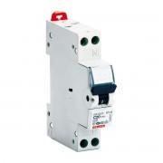 GEWISS Interruttore Magnetotermico 1p+n 20a 4,5ka Curva C 1mod