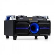 Ibiza SPLBOX100, 120 W, високоговорител аудио система, Bluetooth, USB / SD, FM, LED (SPLBOX100)