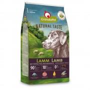 GranataPet Natural Taste Lamm torrfoder - 12 kg