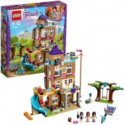 Lego friends 41340 la casa dell'amicizia