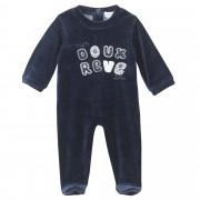 Absorba Pyjama Absorba nuit layette velours-18 mois-marine